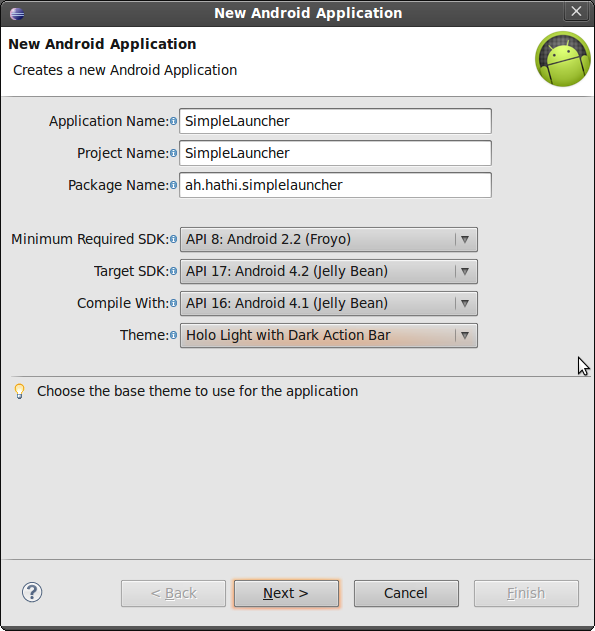 Build a Custom Launcher on Android