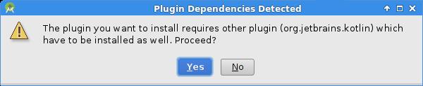 Plugin Dependencies Detected