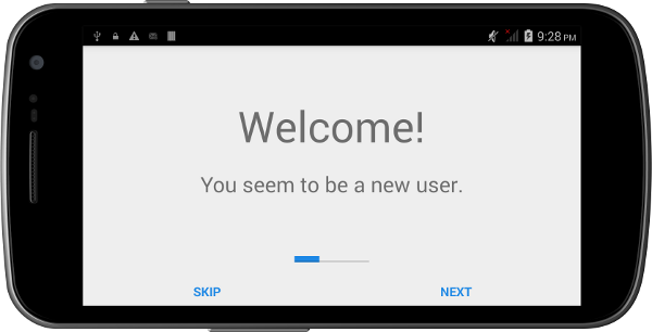 Creating Onboarding Screens for Android Apps