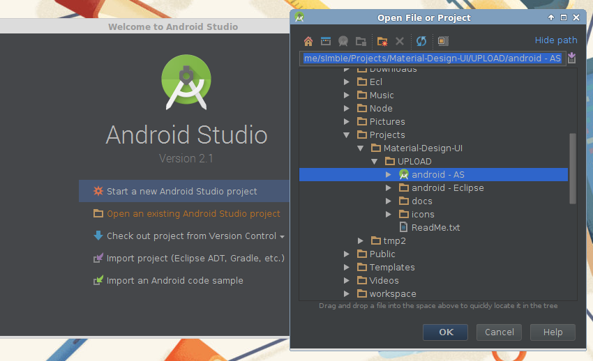 How to Get Started With an Android App Template
