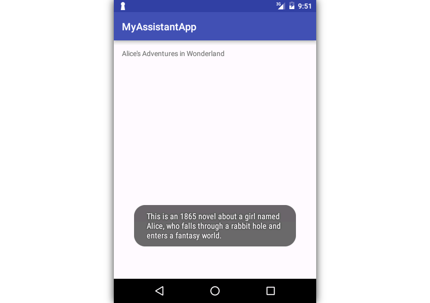 Quick Tip: How to Use Android's Assist API