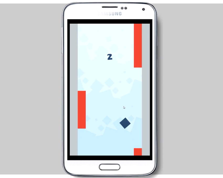 Block jumper screenshot