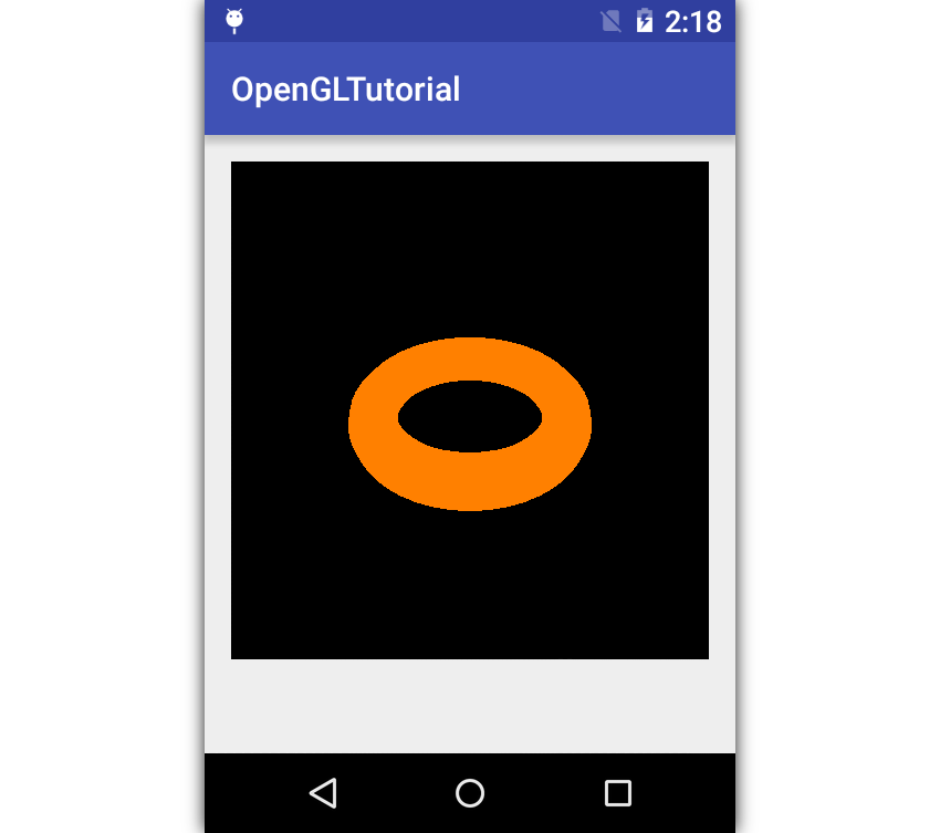 How to Use OpenGL ES in AndroidApps
