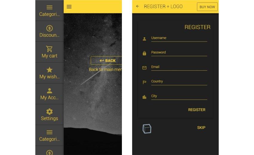 15 beste Ionic App-Vorlagen
