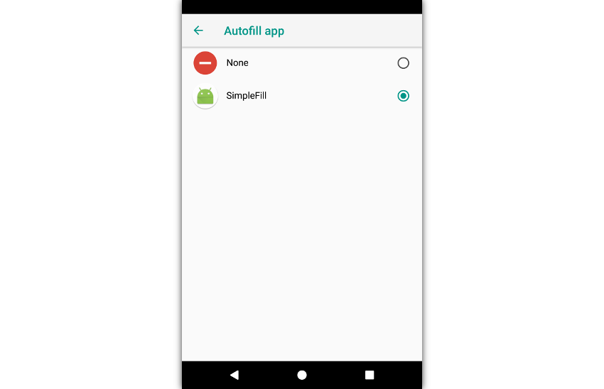 How to Use Android O's Autofill Framework