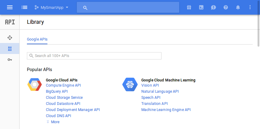 Create an Intelligent App With Google Cloud Speech and