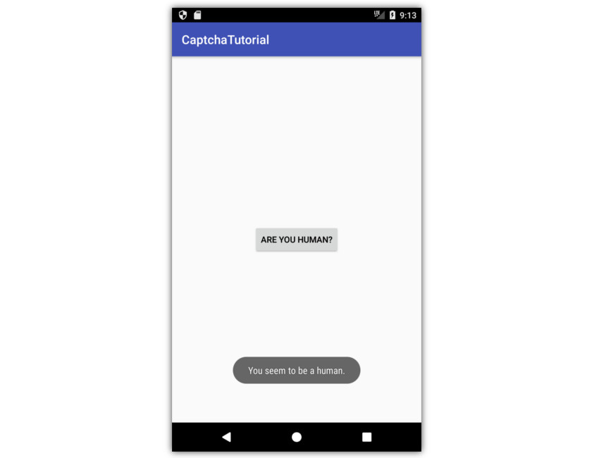 How to Add CAPTCHAs to Android Apps