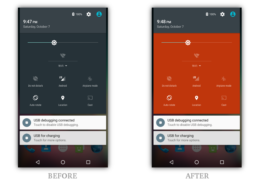 Quick Tip: Theme Android With the Runtime Resource Overlay Framework
