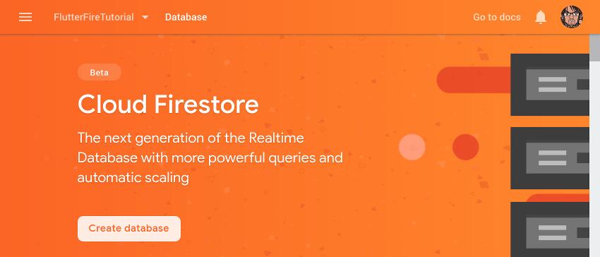 Google Flutter From Scratch: Using Firebase Services