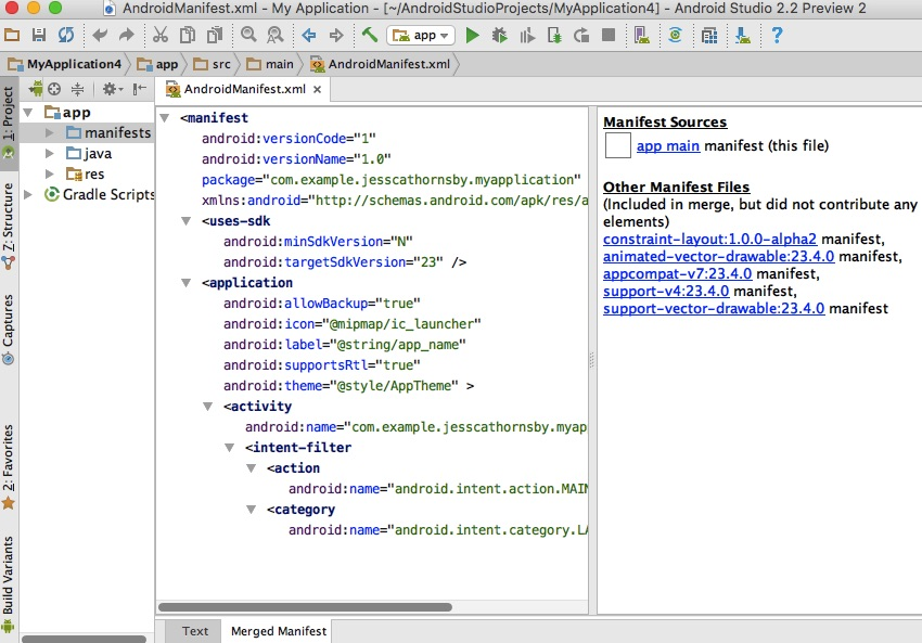 What's New in Android Studio 2 2?