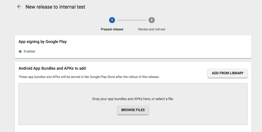how to upload signed apk on google play store