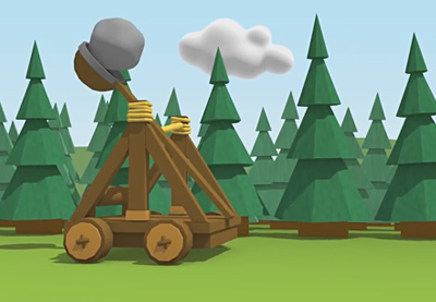 Preview for Create a Dynamic Catapult Animation in Cinema 4D: Part 3