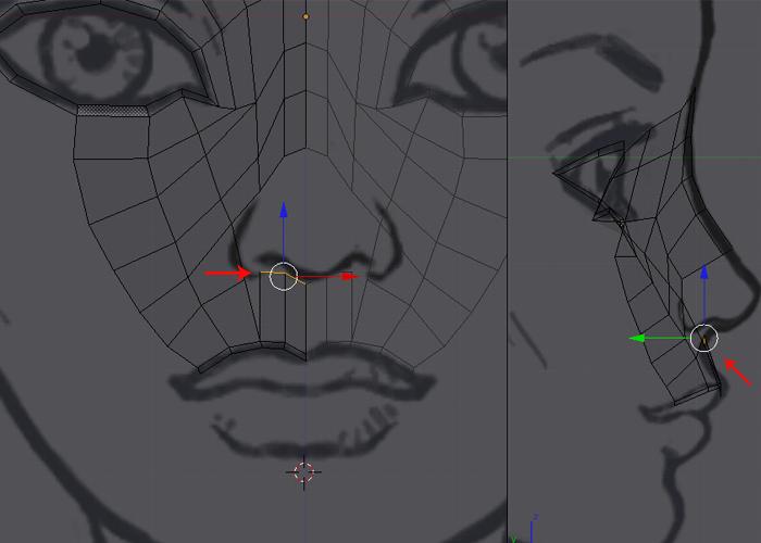 Blender Character Modeling Part 1 : Female character modeling in blender part