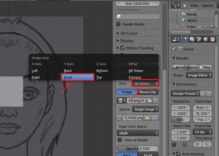Character Modeling In Blender Pdf : Female character modeling in blender part