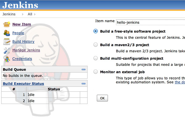 Setting Up Continuous Integration & Continuous Deployment With Jenkins