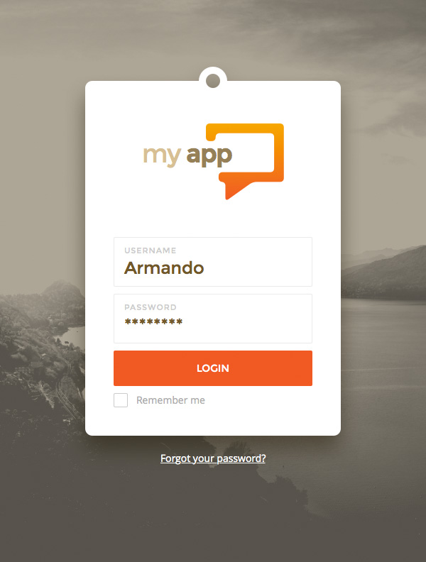 Sketch for Beginners: Design a Login Form Interface