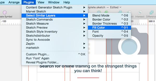 Select Similar Layers