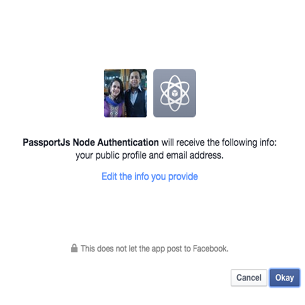 Social Authentication for Node js Apps With Passport