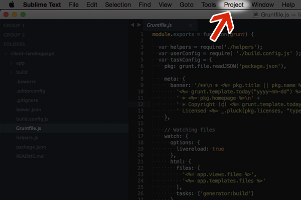 Useful Shortcuts for a Faster Workflow in Sublime Text 3
