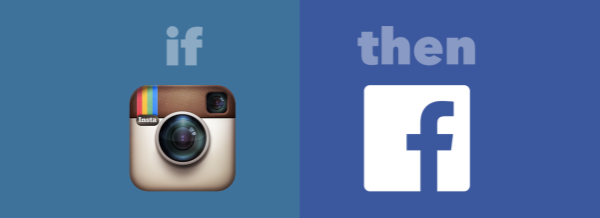 If Instagram then Facebook