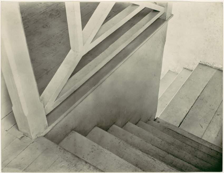 Tina Modotti: Stairs, Mexico City