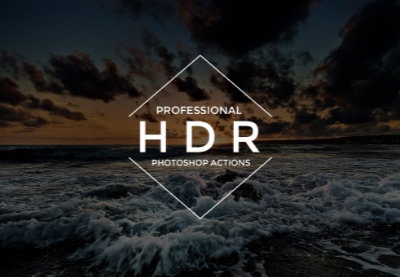 Pro hdr actions