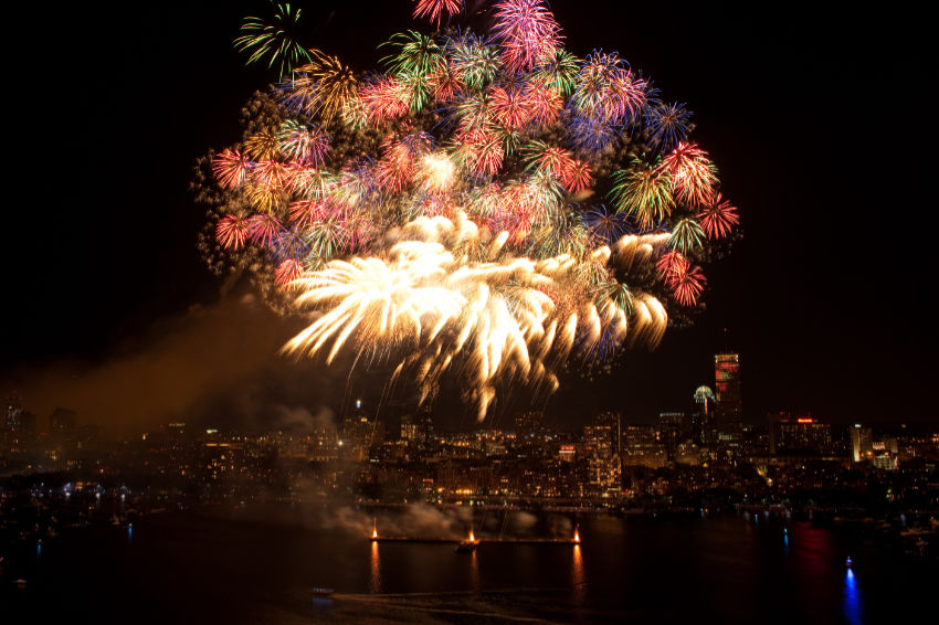 How to Take Breathtaking Firework Photographs in 10 Easy Steps