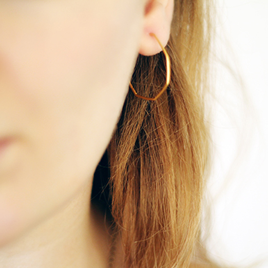 How To Make Hoop Earrings In Different Shapes