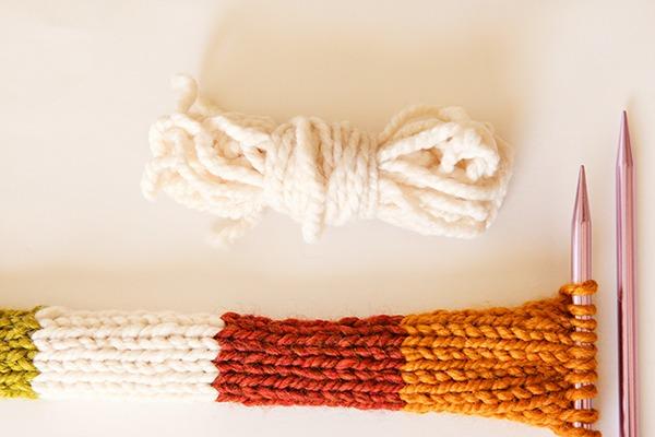Knitting Joining Yarn New Ball : Knitting fundamentals how to join new yarn
