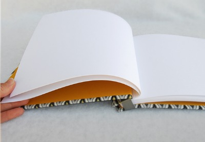 Preview for How to Bind A Scrapbook With Removable Pages