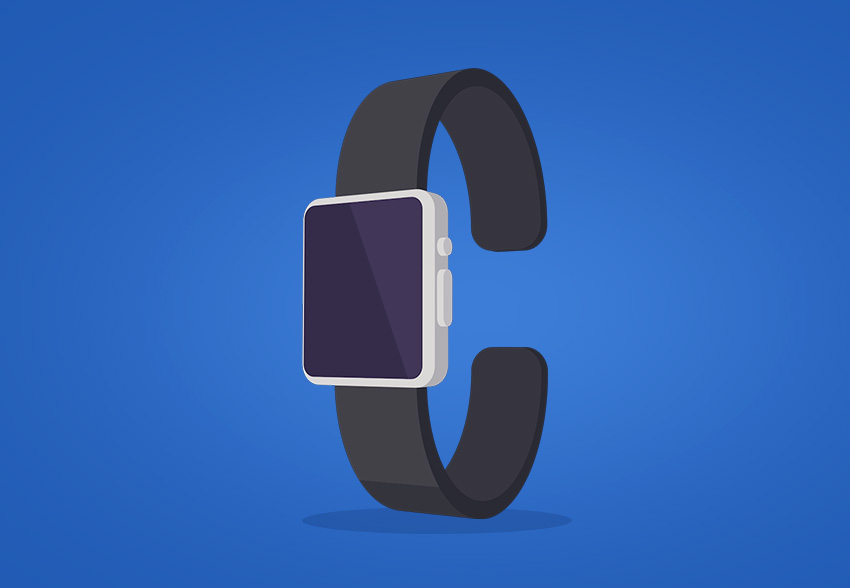 Final Smartwatch render