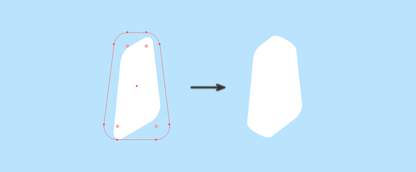 Create 3D isometric shape