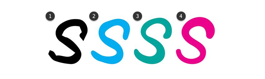 Various letterform refinement techniques
