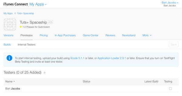 iOS 8: Beta Testing With TestFlight