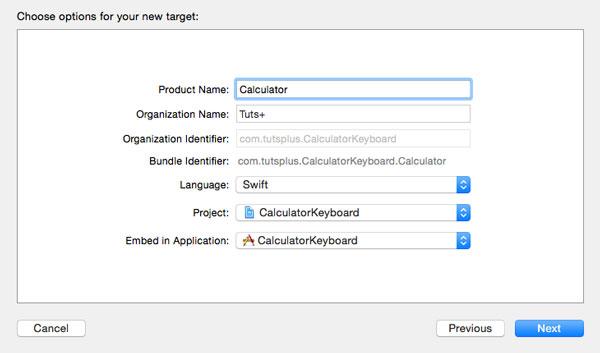 iOS 8: Creating a Custom Keyboard in Swift