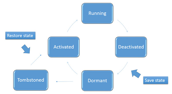 Application Life Cycle