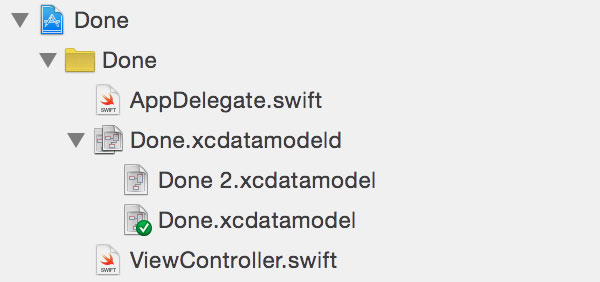 Core Data and Swift: Migrations