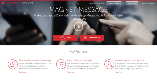 Creating a Free Magnet Account