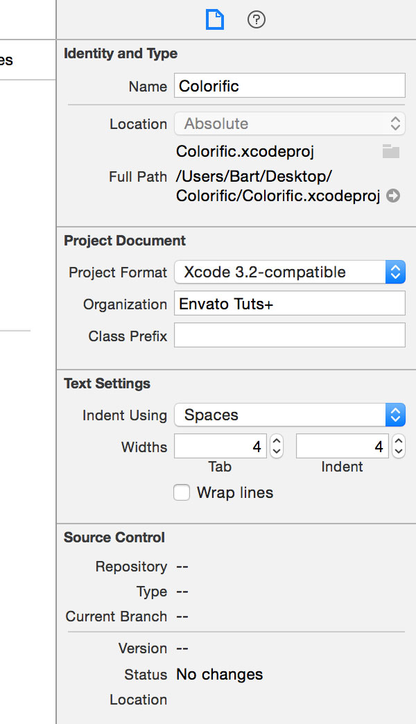 Exploring the Xcode User Interface Inspector