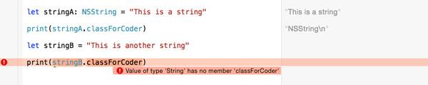 Creating Strings in Swift