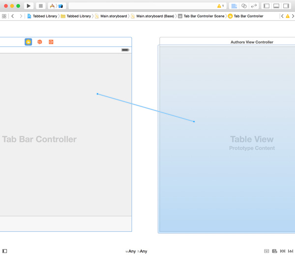 iOS From Scratch With Swift: Exploring Tab Bar Controllers