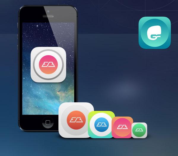 20 useful ios icon app template resources minimal icon generator maxwellsz