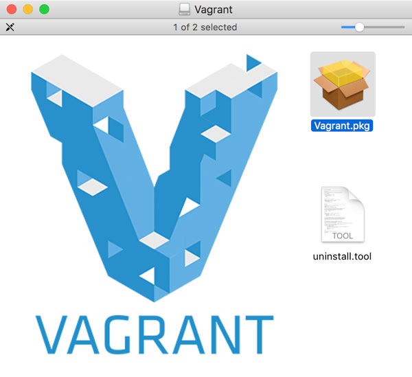 Vagrant Installation On OS X