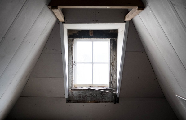 attic window