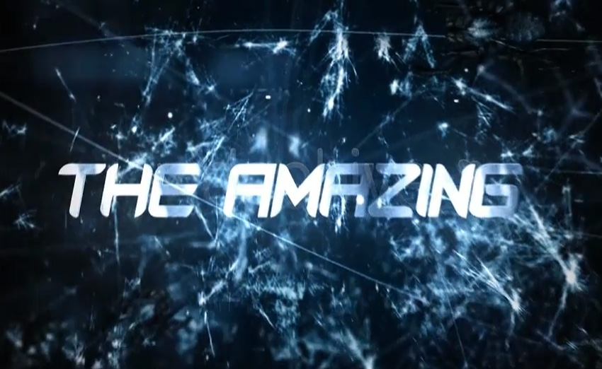 The Amazing Spider Web - Intro  Credits