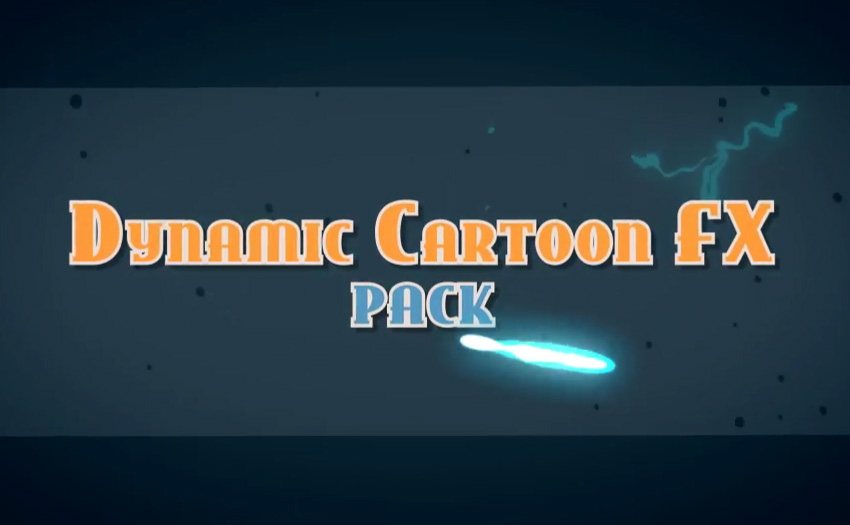 Dynamic Cartoon FX pack