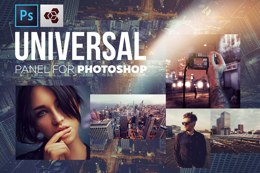 Universal Photoshop Panel