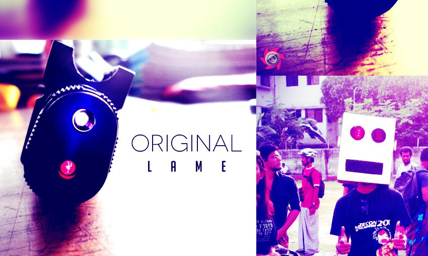 Slomo - Smart Lomo Actions for Photoshop