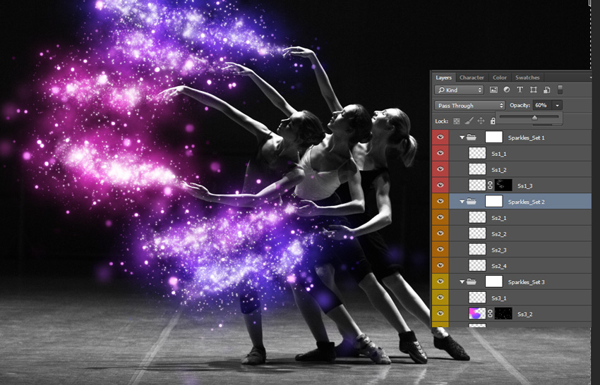 How to Add Glorious Sparkles to a Photo (With a Photoshop Action)