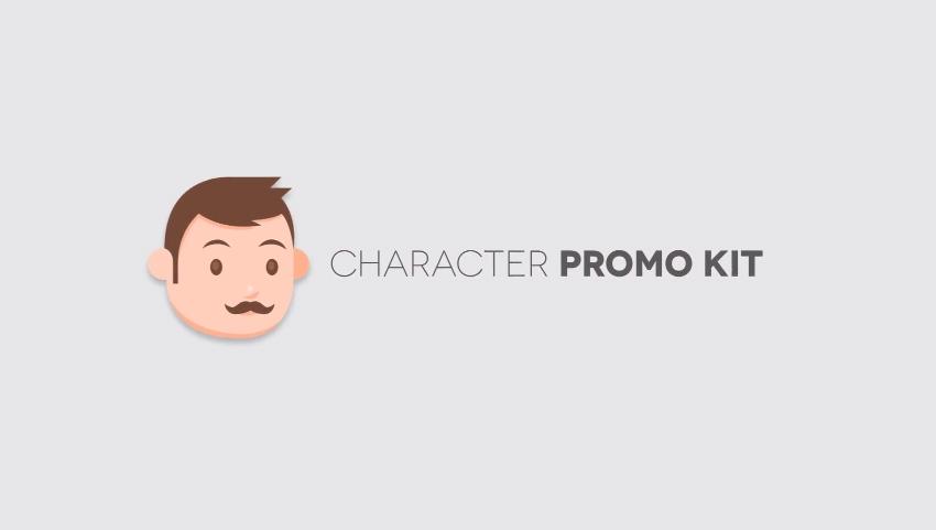 Character Promo Kit